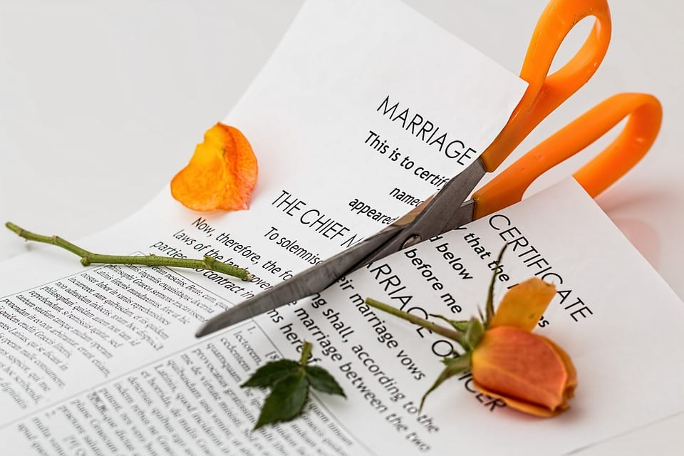 Married 39 years… Denied a Divorce