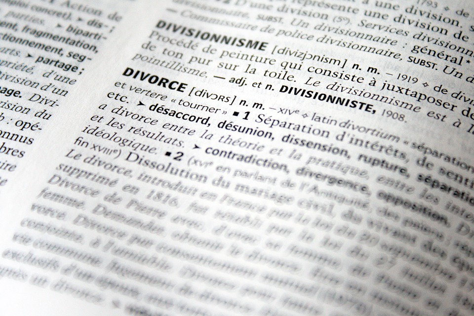 Divorce Law Reforms